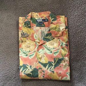 Polo by Ralph Lauren Big and Tall Hawaiian shirt